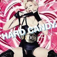 """MADONNA  """"HARD CANDY """"   CD"""