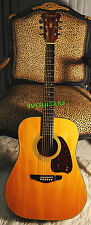 1982 Ibanez factory built CIMAR D300 Acoustic D28 near mint Japan Crafted JVG