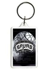 SAN ANTONIO SPURS NOVELTY PHOTO BASKETBALL KEYCHAIN