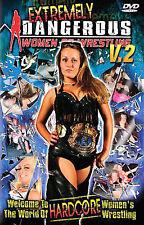 World Wrestling Network Presents: Extremely Dangerous Women Of Wrestling, NEW