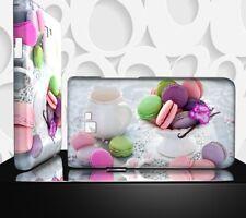 Coque Design Samsung Galaxy S2 MACARONS - Réf 12
