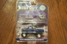 Greenlight Hobby Exclusive 1974 Ford F-250 Bigfoot #1 The Original Monster Truck