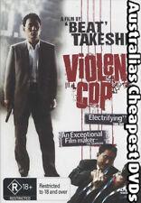Violent  Cop DVD NEW, FREE POSTAGE WITHIN AUSTRALIA REGION ALL