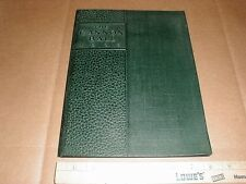 1933 J.W. Cannon High School Yearbook Kannapolis North Carolina NC textile Mill