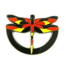 Dragonfly Darter Geocoin - Unactivated Trackable for Geocaching