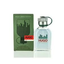 Hugo Boss Man Green Music Limited Edition Eau de Toilette for Men 75ml Brand New