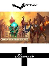 Heroes & Legends: Conquerors of Kolhar Steam Key - for PC, Mac or Linux