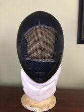 Triplette Usa Vintage Fencing Helmet Mask Certified 350 N Neck Guard
