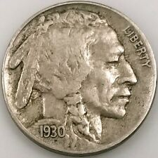 1930 S Buffalo Nickel! Add this coin to your collection!