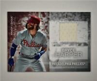 2020 Update Major League Material Relic #MLM-BH Bryce Harper