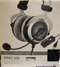 Beyerdynamic - MMX 300 - Headphones, White, USB Connector