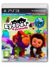 Eyepet & Friends - Move Required PS3 New And Sealed NOW WITH FREE P&P!!!