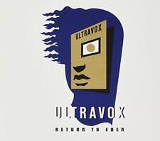 Ultravox - Return To Eden (NEW 2CD+DVD)