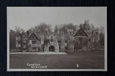 More details for postcard compton wynyates tudor house warwickshire unposted percy simms rp
