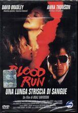 BLOOD RUN - UNA LUNGA STRISCIA DI SANGUE - DVD (NUOVO SIGILLATO)