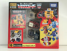 [NIB] Takara Transformers Encore 10 Bumble & Minibot