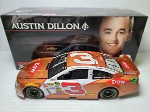 2014 Austin Dillon #3 Dow Automotive Vintage Finish Chevy 1:24 NASCAR Action MIB