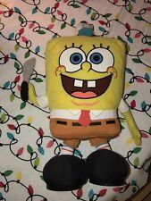 RARE Fisher Price Spongebob Squarepants Plush Dancing Singing Talking Doll 2004