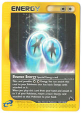 Bounce Energy 142/144 - Skyridge Unlimited Pokemon Card - GREAT CONDITION!
