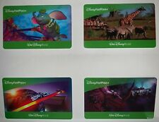 FOUR (4) Disney World (1) Day Hopper Fast Pass Tickets Expire 02/27/2021