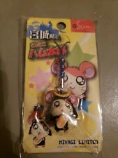 New vintage Japan Hamtaro as Samurai Miyagi regional limited figure strap