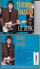 CD 12T THIERRY HAZARD LE JERK BEST OF 2000 INCLUS POUPÉE PSYCHÉDÉLIQUE