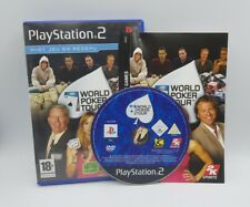 World Poker Tour PS2 Edition FR PAL