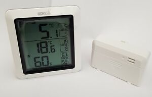 Wireless Indoor outdoor Thermometer humidity Monitor