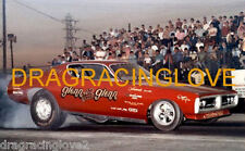 """Glenn & Glenn"" 1972 Dodge Charger NITRO Funny Car PHOTO!"