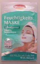 * SCHAEBENS FEUCHTIGKEITS Maske * 2 Anwendungen * Feuchtigkeit alle Hauttypen *