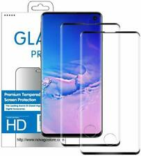 Samsung Galaxy S10 - 2 Films en verre trempé protection écran résistant
