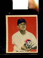 1949 BOWMAN #62 GRADY HATTON REDS EXMINT D020477