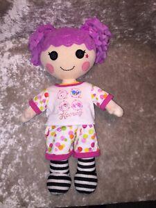 "Retired- Build a Bear Peanut Big Top 20"" Circus Doll Lalaloopsy PJs Set 2015"
