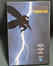 BATMAN THE DARK KNIGHT RETURNS HARDCOVER 1ST PRINT FRANK MILLER VFNM!