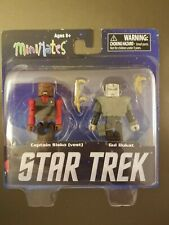 Star Trek Mini Mates - Captain Sisko & Gul Dukat - SEALED