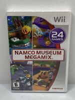 Namco Museum Megamix for Nintendo Wii System BRAND NEW AND SEALED