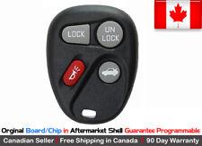 1x OEM Keyless Remote Key Fob For Cadillac Oldsmobile Chevy Pontiac L2C0005T