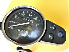 HONDA CLR CLR125 CITYFLY 2001 - ORIGINAL INSTRUMENTS / CLOCKS / SPEEDO LOW MILES