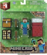 Jazwares  Minecraft Core Player Survival Pack (16450)