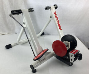 Minoura Mag Turbo Cycle Bike Trainer Indoor Exercise Cycling Stand Foldable