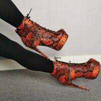 Original Intention Women Ankle Boots Round Toe Thin High Heels Suede Shoes Woman