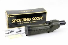 Nikon Spotting Scope Lens 15x - 45x 60mm Rubber Armored Hunting Bird Watching