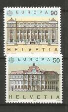 Cept / Europa   1990     Schweiz    **