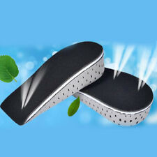 Shoes Insoles Cushion Height Increase Heel Inserts Taller Lifts Pad Men Women AU