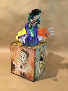 Atico Scary Clown Jack In The Box