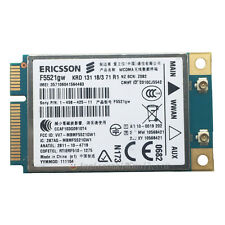 Unlocked Ericsson F5521GW Wireless 3G WWAN card GPS Mini PCI-E WCDMA HSPA+21Mbps