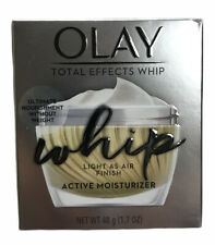 NEW Olay Total Effects Whip Active Facial Moisturizer Light As AIR - 1.7oz