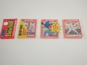 Vintage * MLB * Donruss * Baseball * 1990 * Rack Pack * Key, Witt, & Smith