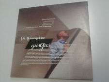 Gus Gus This Is Normal A Sampler - Promo CD 4AD - Ladyshave - rare