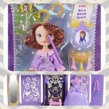 Disney Sophia The First - Portable Princess Closet & Be A Good Sport Fashions